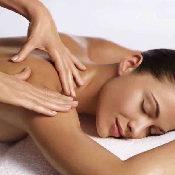 Massage Therapy Masseuse Relaxation